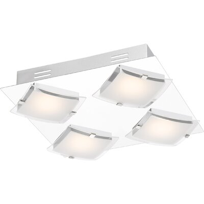 Coletta 4-Light LED Flush Mount