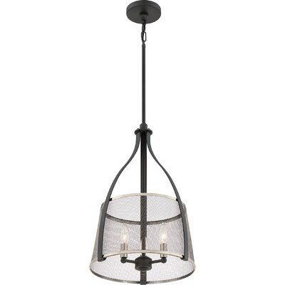 Dimaggio 3-Light Foyer Pendant