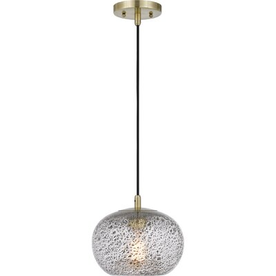 Claar 1-Light Mini Pendant