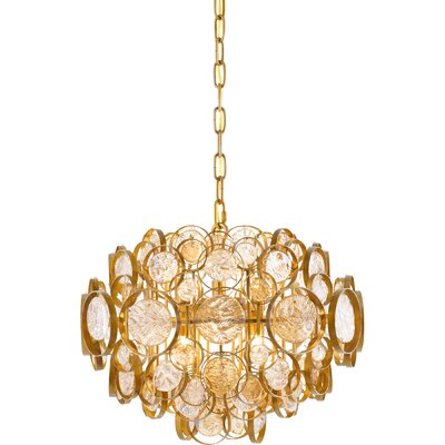 Brighton 6-Light Globe Pendant