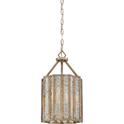 Natale 3-Light Geometric Pendant