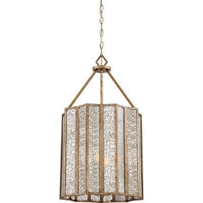 Natale 4-Light Geometric Pendant