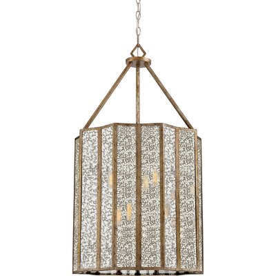 Natale 6-Light Geometric Pendant