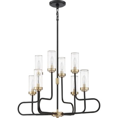 Lonon 8-Light Candle-Style Chandelier