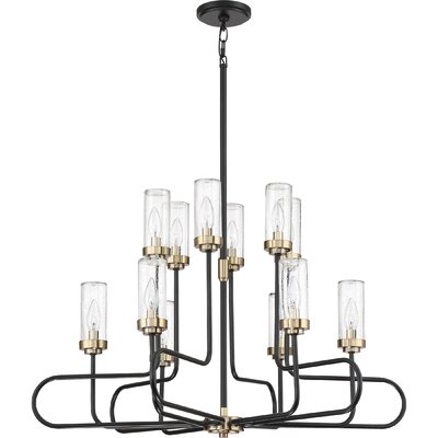 Lonon 12-Light Candle-Style Chandelier