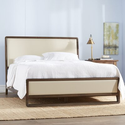 Arlo Upholstered Platform Bed Size: Queen