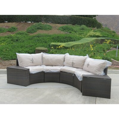 Coastview 2 Piece End Table Set with Back Pillows