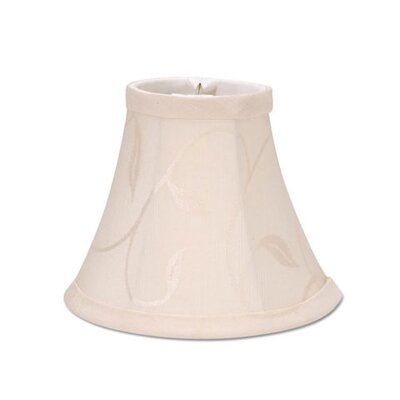 Swirl Leaf 5 Bell Lamp Shade