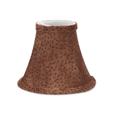 Animal Print 5 Bell Lamp Shade