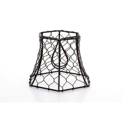 Chicken Wire 5.65 Metal Lamp Shade