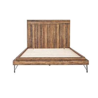 Berta Queen Panel Bed