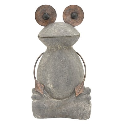 Couto Frog Figurine 10127D7FB904474FAF67EA24707ACD73