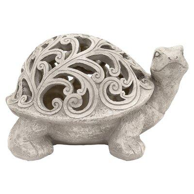 Coyle Resin Turtle Decoration Figurine 559770B6387F4B4EBB2E7D6334FA22F8