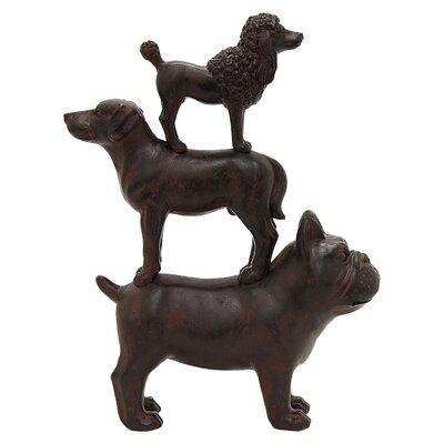Turnbull Dog Decoration Figurine EDA0CB7C26CE4A7C9C8350E6634503EB