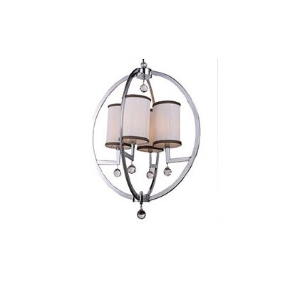 Mcdowell Glam 4-Light LED Globe Pendant