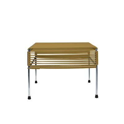 Cobbey Ottoman Finish: Chrome/Gold