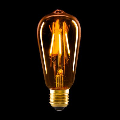 3.2W Yellow LED Light Bulb