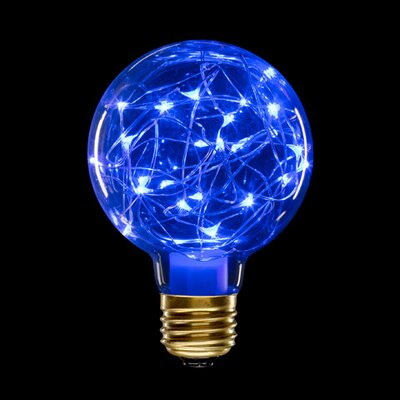 1W E26 LED Light Bulb