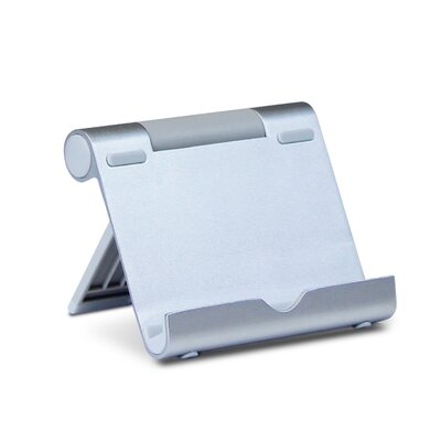 Multi-Angle Portable Stand for Tablets, E-Readers and Smartphones Holder Accessory
