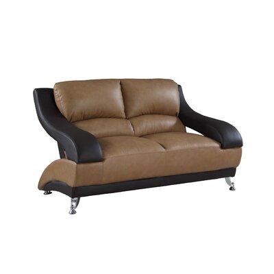 Henshaw Luxury Upholstered Living Room Loveseat