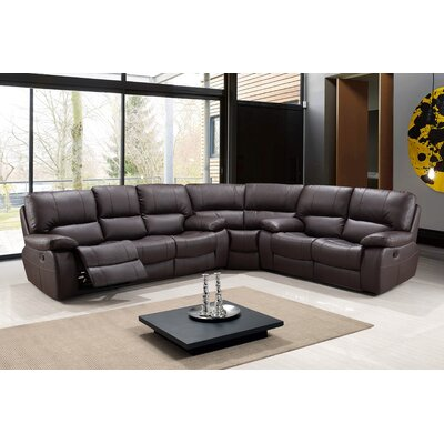 Claverton Air Reclining Sectional
