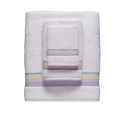 Rain Hand Towel Color: Multi