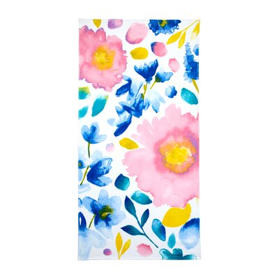 Florrie Beach Towel