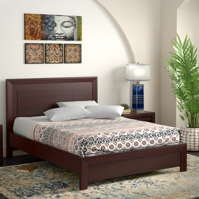 Fierro Platform Bed Size: Queen