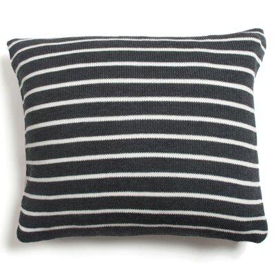 Devin Stripe 100% Cotton Throw Pillow