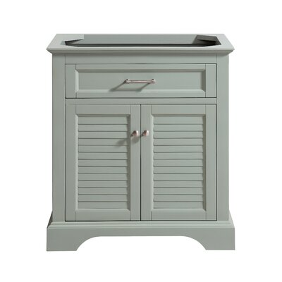 Colton 30 Single Bathroom Vanity Base