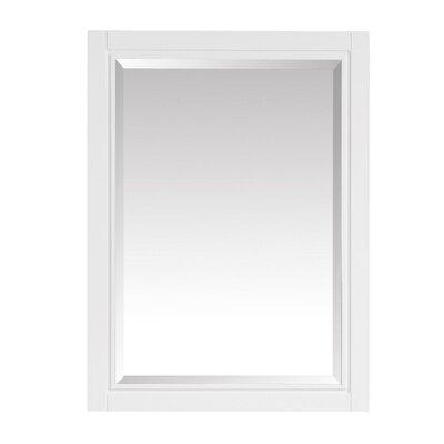 "Trey Bathroom/Vanity Mirror Size: 32"" H x 24"" W x 1.2"" D 9001325927A84E6B8415D3CE51FD8376"