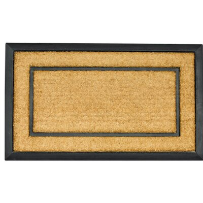 Beason Doormat Mat Size: Rectangle 1 9 x 4 1