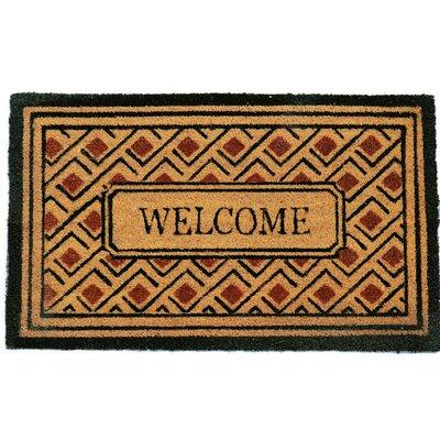 Gleaves PVC Back Printed Doormat