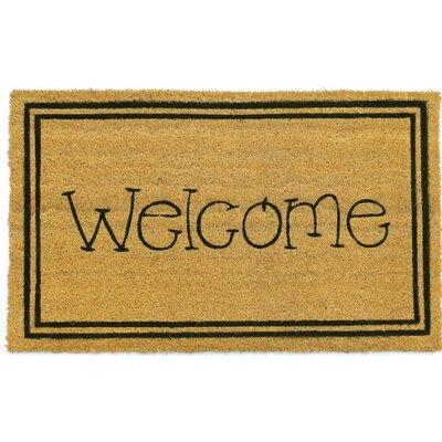 Gledhill PVC Back Printed Doormat