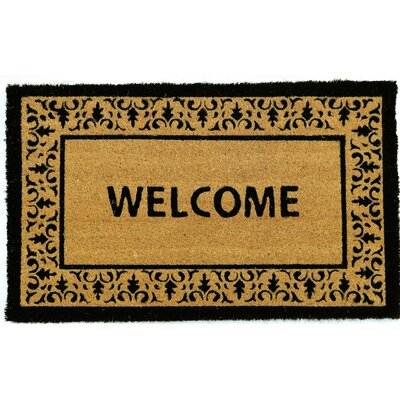 Glen Ellyn PVC Back Printed Doormat