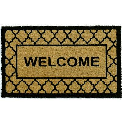 Bardolph PVC Back Printed Doormat