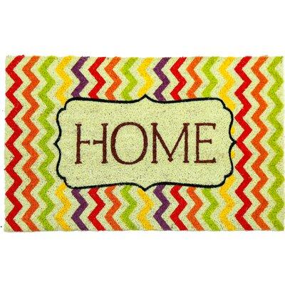 Matzke PVC Back Printed Doormat