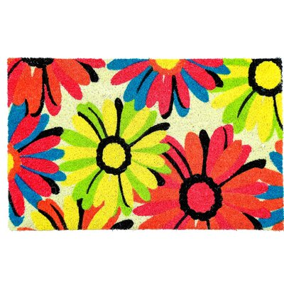 Mauldin PVC Back Printed Doormat