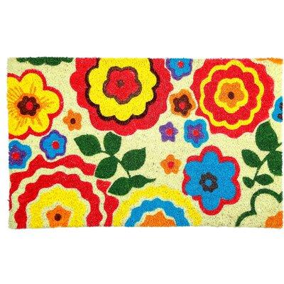 Mauney PVC Back Printed Doormat