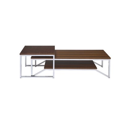 Hasler 2 Piece Nesting Table