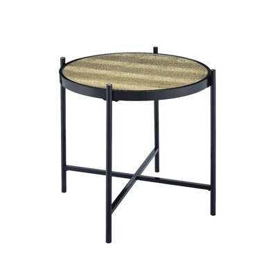 Helzer End Table