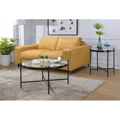 Helzer 2 Piece Coffee Table Set