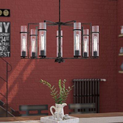 Wetumka 7-Light Candle-Style Chandelier