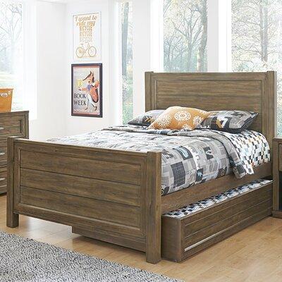 Logan Panel Bed
