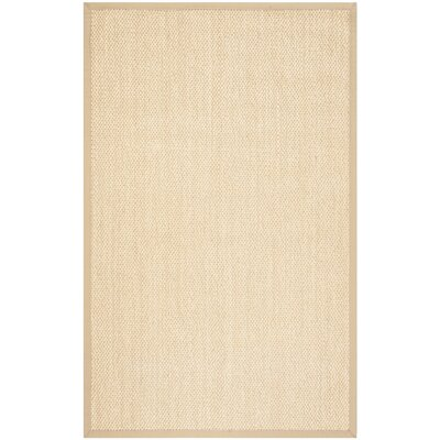 Chaisson Ivory Area Rug Rug Size: Rectangle 4 x 6
