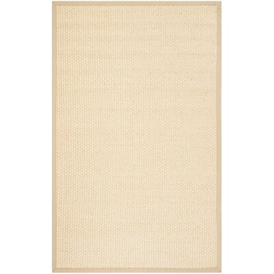 Chalfant Beige Area Rug Rug Size: Rectangle 8 x 10