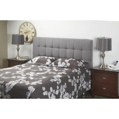 Haugen Upholstered Panel Headboard Size: 28.5