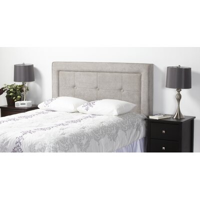 Frederick Upholstered Panel Headboard Size: 28.5