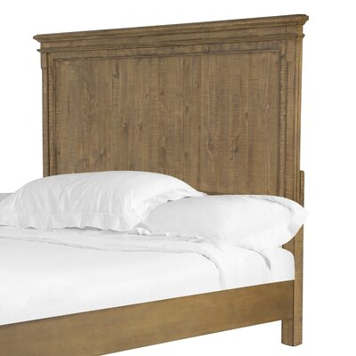 Hooley Panel Headboard Size: King