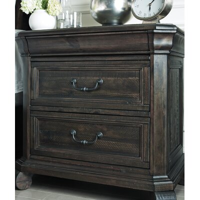 Aguero 3 Drawer Nightstand